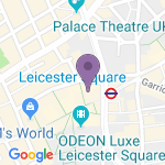 London Hippodrome - Adres van het theater