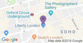 London Palladium - Adres van het theater