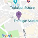 Trafalgar Studios - Adres van het theater