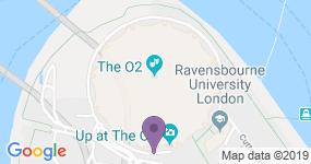 The O2 - Adres van het theater