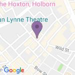 Gillian Lynne Theatre - Adres van het theater