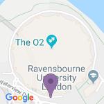 O2 Arena - Adres van het theater