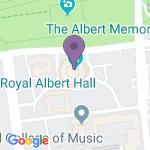 Royal Albert Hall - Adres van het theater