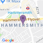 Hammersmith Apollo (Eventim) - Adres van het theater