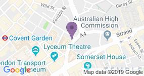 Aldwych Theatre - Adres van het theater