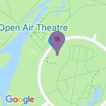 Open Air - Adres van het theater