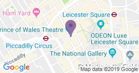 Prince of Wales Theatre - Adres van het theater