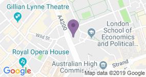Peacock Theatre - Adres van het theater