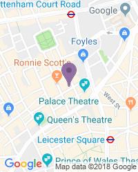 Prince Edward Theatre - Adres van het theater
