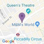 Lyric Theatre - Adres van het theater