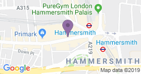 Lyric Hammersmith - Adres van het theater