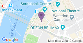Royal Festival Hall - Adres van het theater