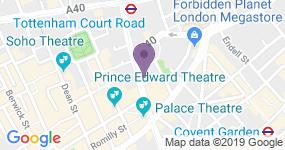 Phoenix Theatre - Adres van het theater