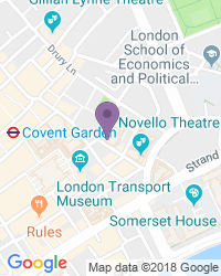 Drury Lane Theatre Royal - Adres van het theater