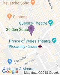 Piccadilly Theatre - Adres van het theater