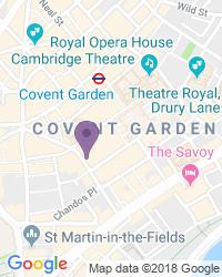 Iris Theatre - Adres van het theater