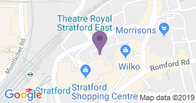 Theatre Royal Stratford East - Adres van het theater