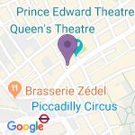 Gielgud Theatre - Adres van het theater