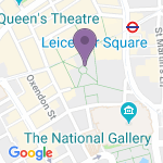 Christmas in Leicester Square - Adres van het theater