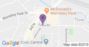 Troubadour Theatre - Wembley - Adres van het theater