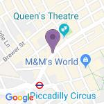 Apollo Theatre - Adres van het theater