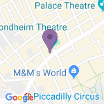 Sondheim Theatre - Adres van het theater
