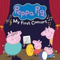 Peppa Pig's Treasure Hunt tickets
