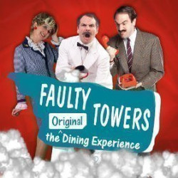 Faulty Towers The Dining Experience tickets