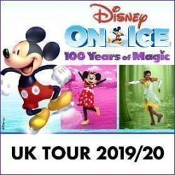 Disney on Ice 100 Years-Wembley tickets