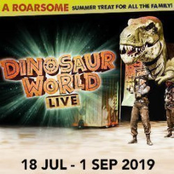 Dinosaur World Live tickets