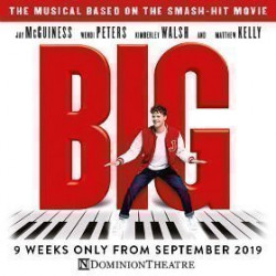 Big: The Musical tickets