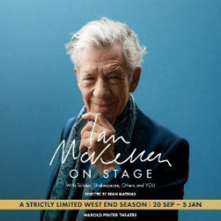 Ian McKellen on Stage: Tolkien, Shakespeare and You! tickets
