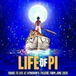 The Life of Pi tickets