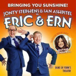 Eric and Ern tickets