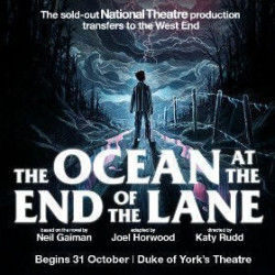 The Ocean At The End Of The Lane tickets