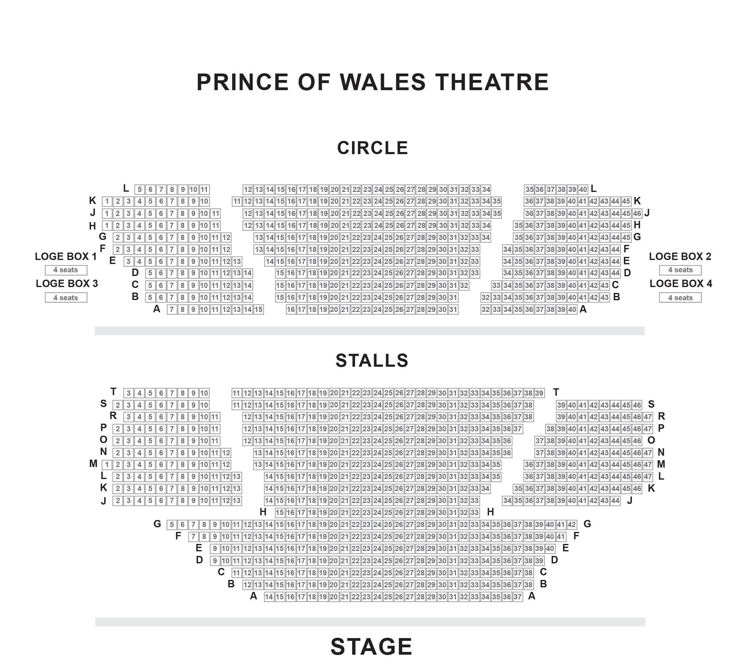 Prince of wales theatre zaalplan the book of mormon london box office - The book of mormon box office ...